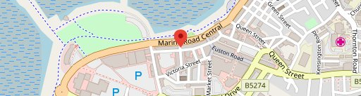 Crown Bar & Bistro on map