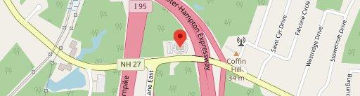 CR's The Restaurant on map