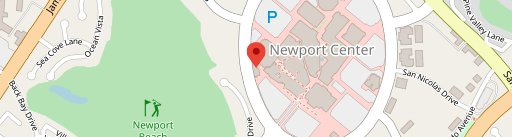 CUCINA enoteca Newport Beach on map