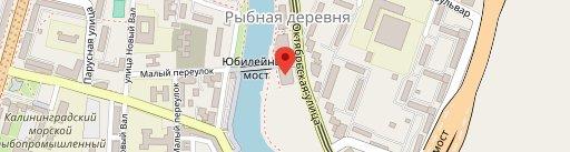 ДА ресторан на карте