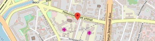 Дарбази на карте