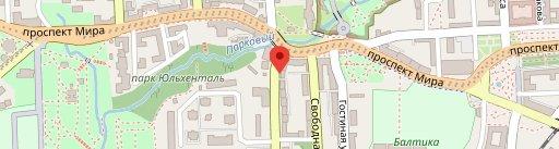 Delimeal Food Factory en el mapa