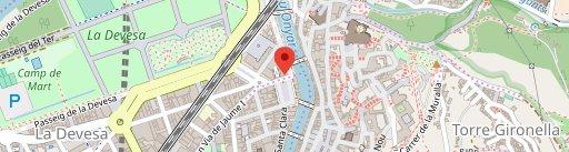Dolce Vita Girona en el mapa