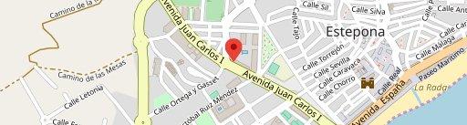 Domino's Pizza en el mapa