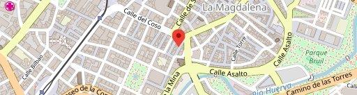 Donde Pilar en el mapa
