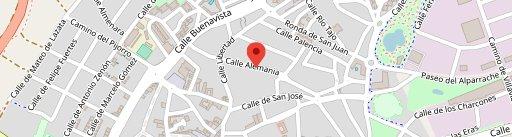 DON POLLO NAVALCARNERO POLLOS ASADOS en el mapa