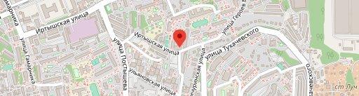 Джонка on map