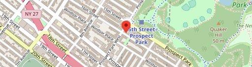 East Wind Snack Shop на карте