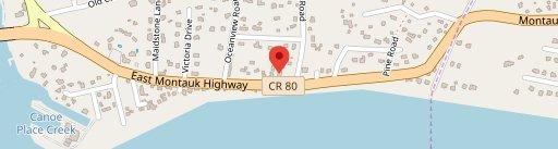 Edgewater on map