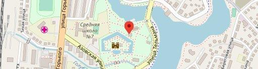 Ey, Dzhovanni en el mapa