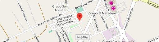 El Barull Restaurant на карте