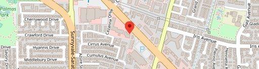 El Caminito on map
