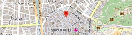 Restaurante Descorche on map