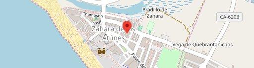 El Faro en el mapa