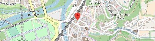 Casal Independentista El Forn en el mapa