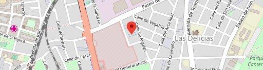 El Gallinero на карте
