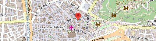 Bodeguita El Gallo on map