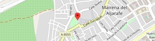 EL LAUREL (CAFE-BAR) on map