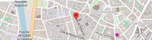 El Mercado Del Trigo on map