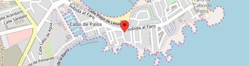 RESTAURANTE EL MOSQUI en el mapa