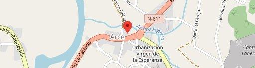 El Pilar en el mapa