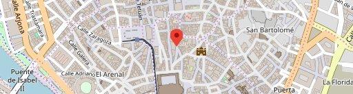 EL PINTÓN en el mapa