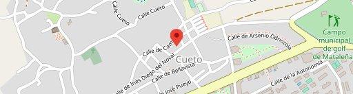 Restaurante Asador El Pozo en el mapa