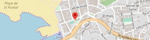 El Rincon de Zeto on map