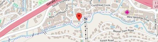 El Sabor on map