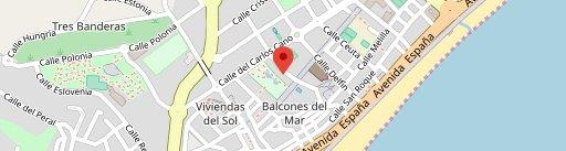 El Tejar на карте