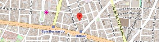 El bacaro de Fabio - Chamberi en el mapa