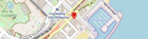 Enoteca Paco Pérez en el mapa