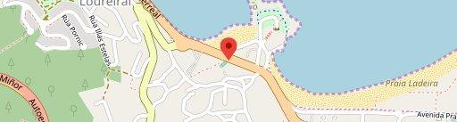 Estrella Baiona en el mapa