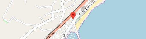 Restaurante Faré en el mapa