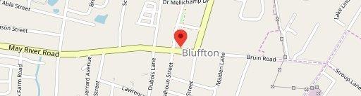 FARM Bluffton on map