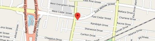 Fat Albert's Fried Chicken on map