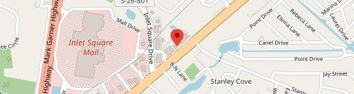 Franco's NY Pizza on map