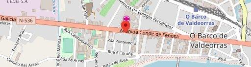 Fernando III en el mapa