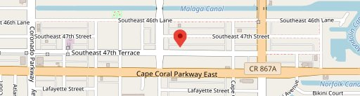 Fish Tale Grill by Merrick Seafood on map