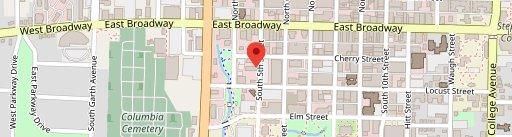 Flat Branch Pub & Brewing on map