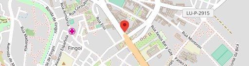 Restaurante Fonte Do Rei 2 en el mapa