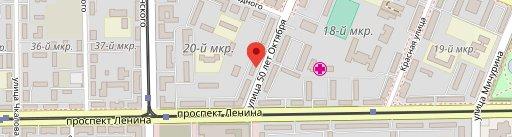 Фудзи on map