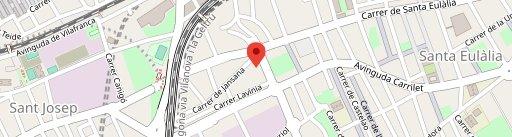 Gauchitos Grill en el mapa