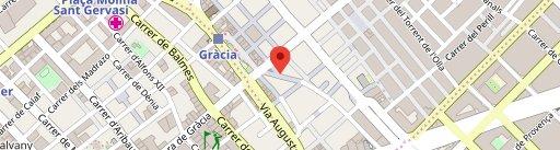 RESTAURANTE CORENO GAYAGUM en el mapa
