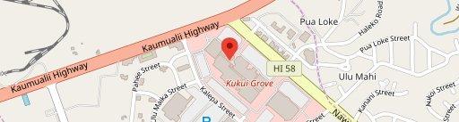 Genki Sushi en el mapa