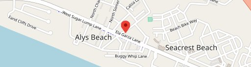 George's At Alys Beach on map