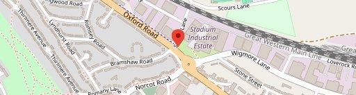 Georges Kebabs on map