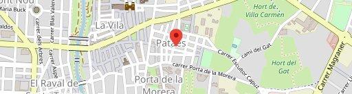 Restaurante Il Girasole Toscano - Horno de Leña en el mapa