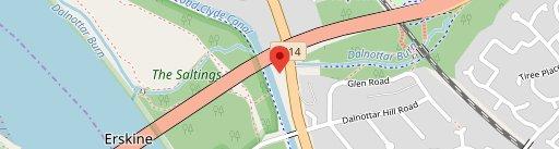Glen Lusset on map