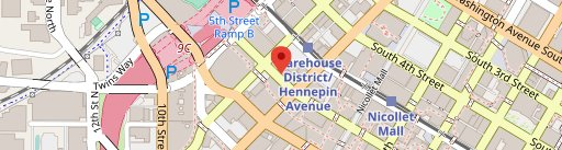 Gluek's Restaurant & Bar on map